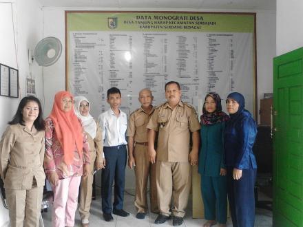 Komisi A DPRD Serdang Bedagai Monitoring Mendadak Desa Tanjung Harap